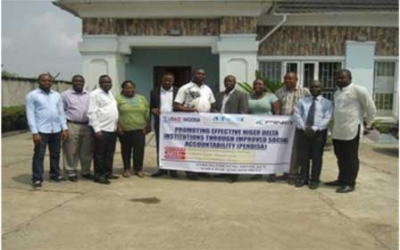 LITE-Africa Kick Start Project on Promoting Effective Niger Delta Institutions