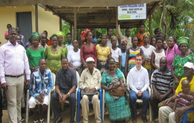LITE-Africa Commissions Oil and Cassava Processing Facilities to Empower Women